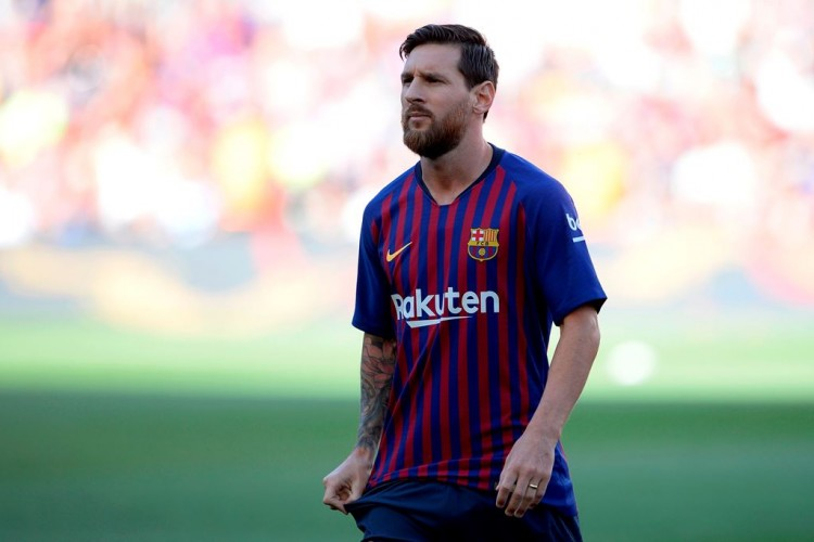 Janji Messi buat Barca, Boyong Liga Champions