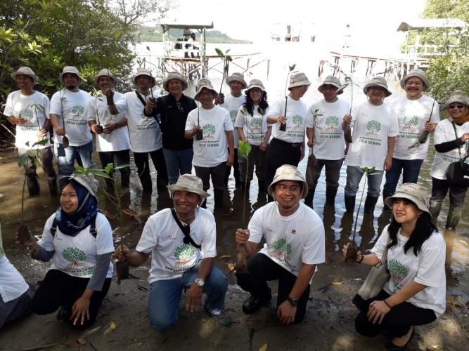 Japfa Bantu Desa Gebang Sekaligus Konservasi Mangrove
