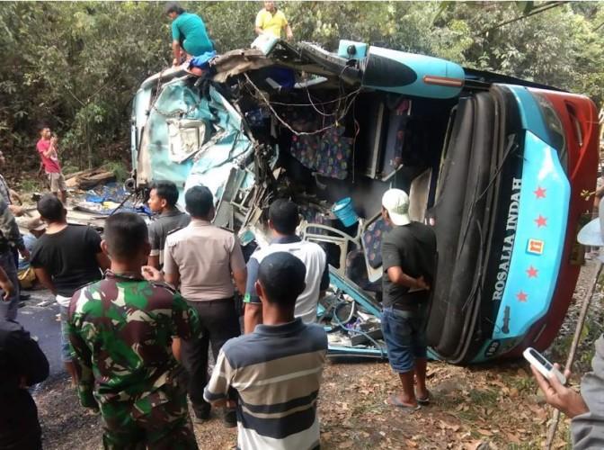 Jasa Raharja Jamin Pengobatan 13 Korban Luka Kecelakaan Maut