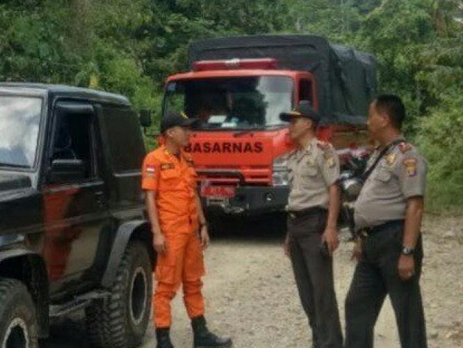 Jasad Korban DidugaTenggelam di Pantai Belum Ditemukan