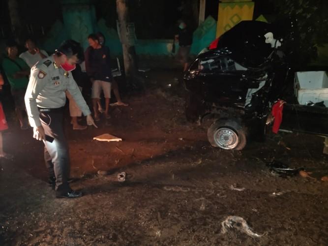 Jasad Pria Bersimbah Darah di Menggala Diduga Korban Kecelakaan