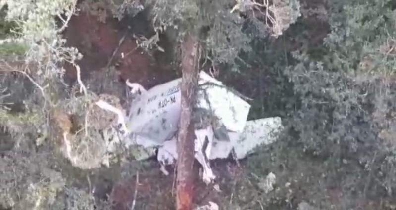 Jasad Teknisi Pesawat Rimbun Air Berhasil Dievakuasi