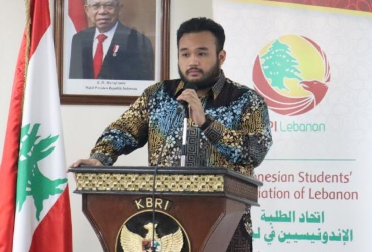 Jauh dari Lokasi Ledakan, Mahasiswa Indonesia di Lebanon Dipastikan Selamat