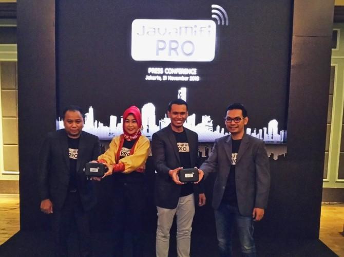 JavaMifi Luncurkan Layanan Sewa Pocket Wi-fi Pascabayar
