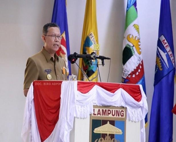Jawaban Pemprov Lampung Terkait 7 Raperda Prakarsa
