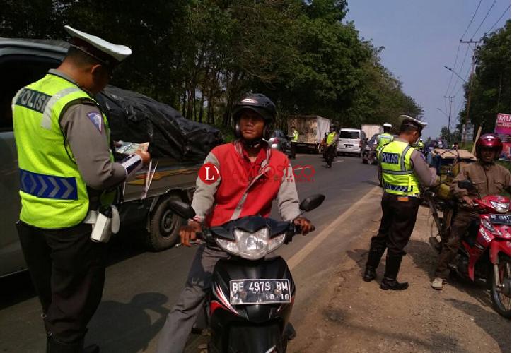 Jelang 22 Mei, Polda Antisipasi Warga ke Jakarta Lewat Razia
