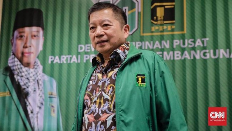 Jelang Mukernas PPP Menentukan Ketua Umum Baru