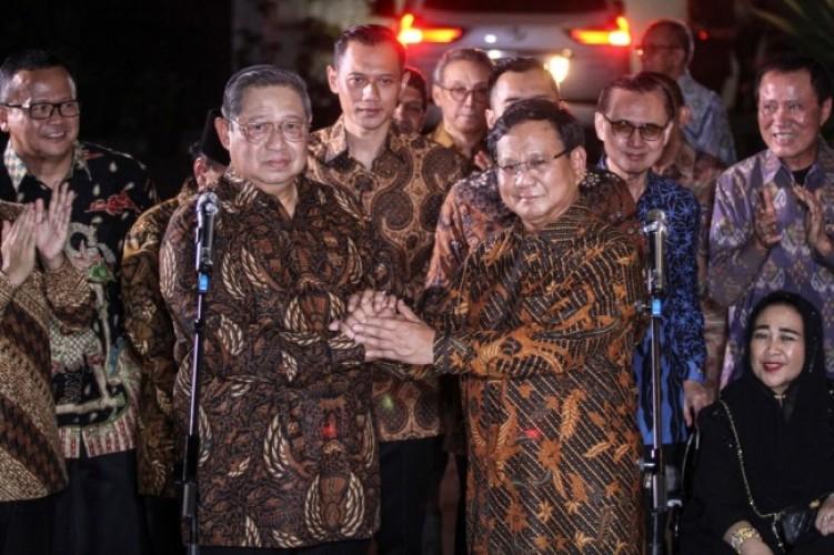 Jelang Pilpres 2019, Giliran Zulkifli Sowan ke SBY