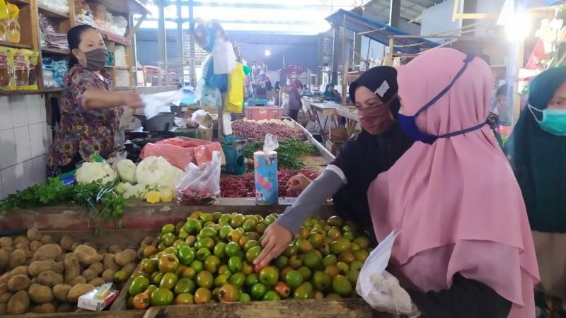 Jelang Puasa, Harga Komoditas Pangan di Lamsel Normal