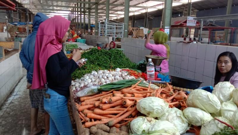 Jelang Ramadan, Harga Cabai Merah di Lamsel Anjlok