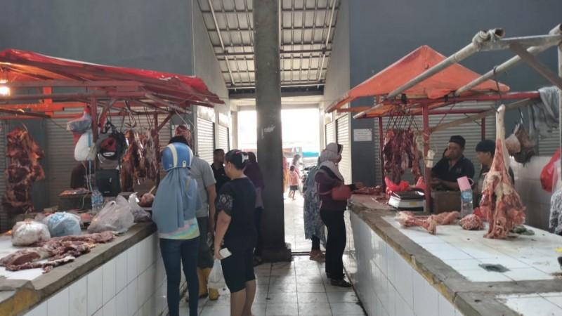 Jelang Ramadan, Harga Daging Sapi dan Ayam Potong di LamselNaik
