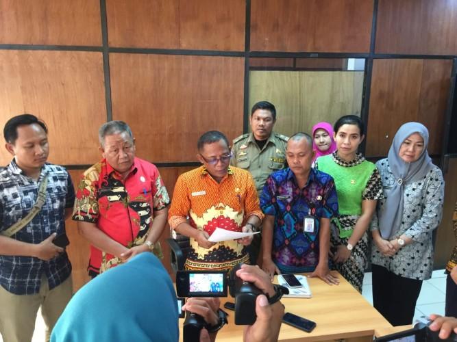 Jelang Ramadan, Tim Satgas Pangan Sidak ke Sejumlah Pasar di Bandar Lampung