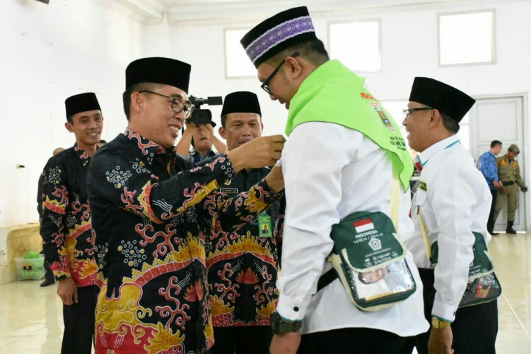 Jemaah Calon HajiPerlu Jaga Stamina