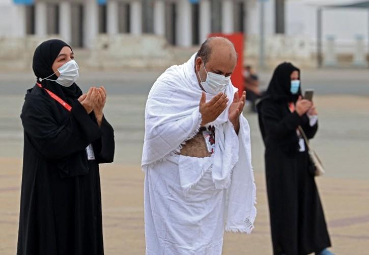 Jemaah Haji Berdoa Pandemi Covid-19 Berakhir