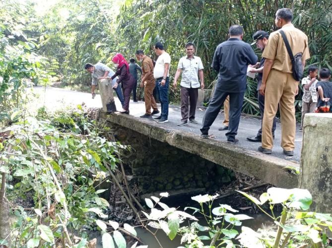 Jembatan Kalisari dan Merakbatin Natar Disebut Sudah Memprihatinkan