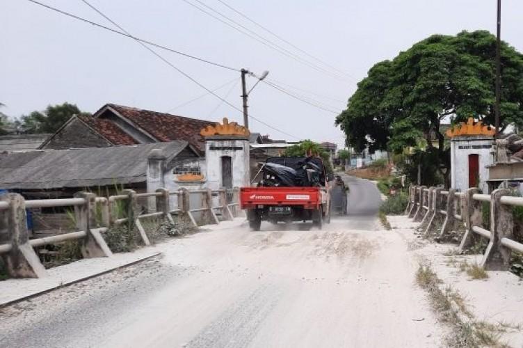 Jembatan Penghubung Palas-Sragi Berusia 40 Tahun Terancam Ambrol