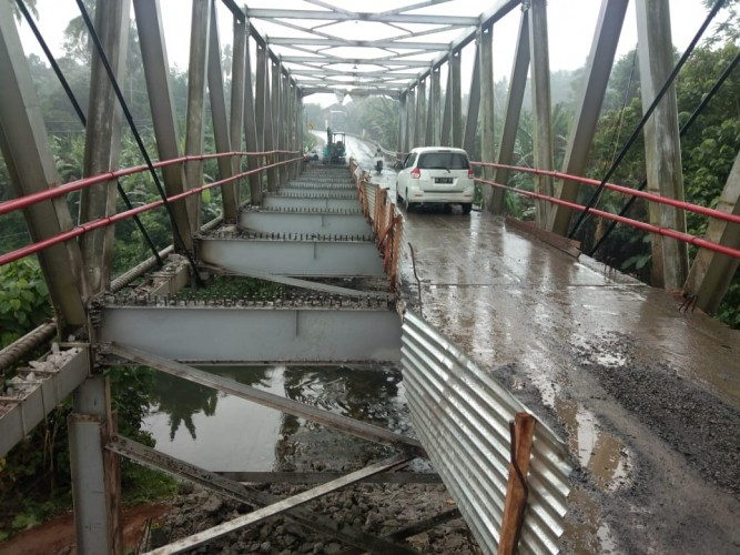 Jembatan Way Rarem bakal Kembali Ditutup pada 6 September