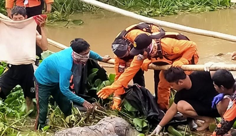 Jenazah Korban Tenggelam di Way Penet Ditemukan