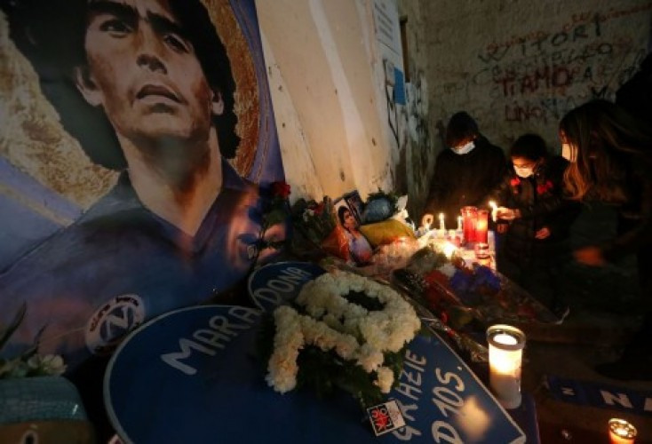 Jenazah Maradona Bakal Diawetkan