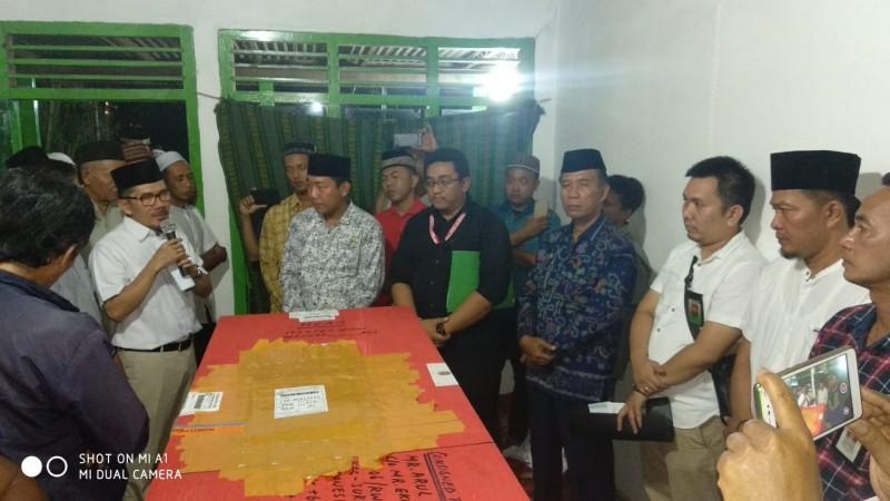 Jenazah TKIMeninggal di Brunei, Tiba di Rumah Duka