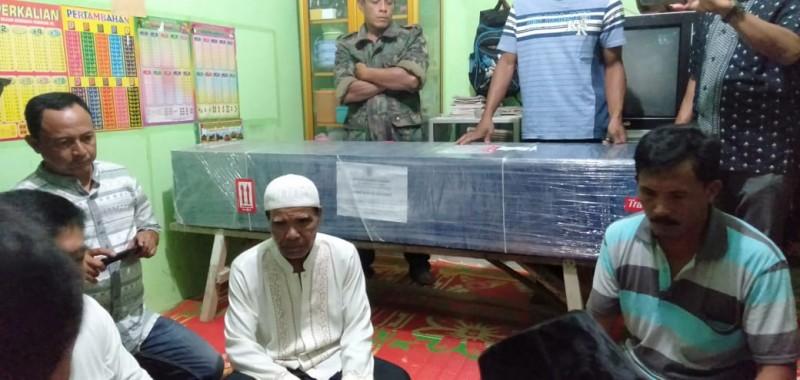 Jenazah TKI Meninggal di Malaysia Diterima Keluarga di Lamtim