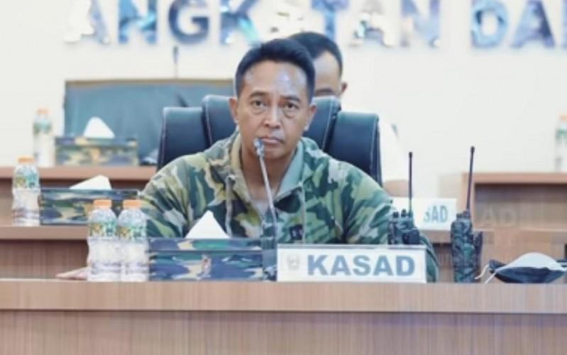 Jenderal Andika Disebut Calon Kuat Pengganti Panglima TNI