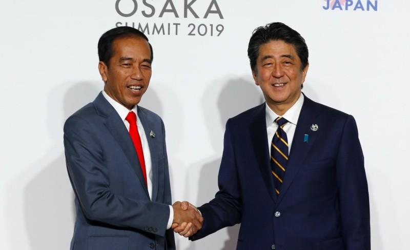 Jepang Bantu Dana Rp224 Miliar ke Indonesia Lawan Covid-19