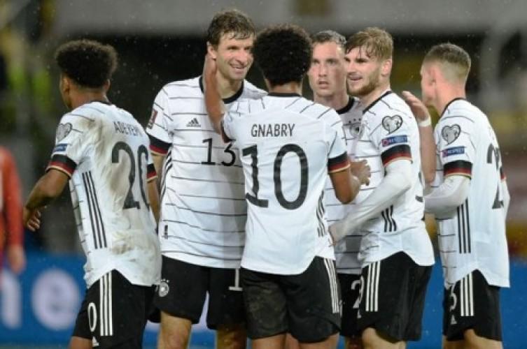 Jerman Tim Pertama Lolos ke Piala Dunia Qatar 2022