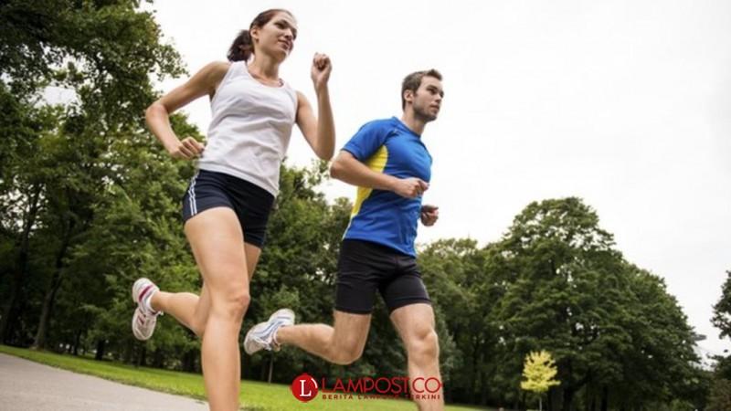 Joging 1 Mil Sehari