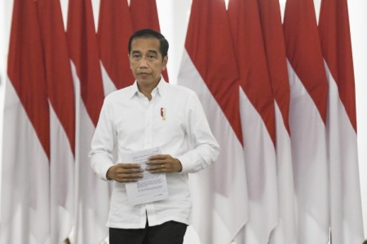 Jokowi Akan Resmikan Bendungan Tukul