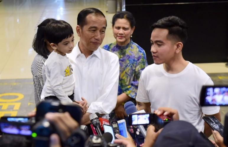 Jokowi Bahagia Sambut Cucu Ketiga