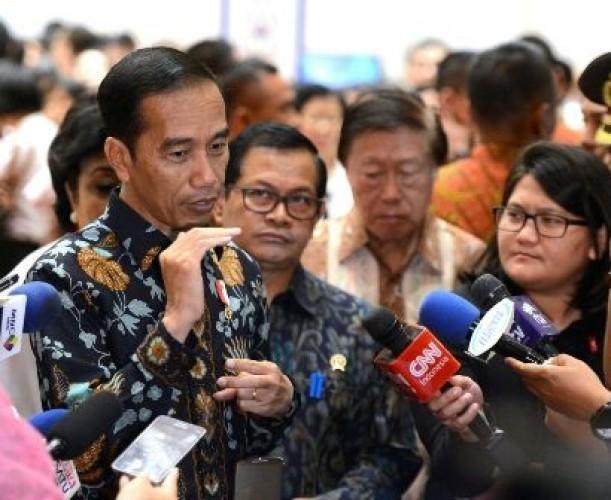 Jokowi Benarkan Cawapresnya Berinisial M
