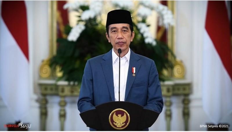 Jokowi Bentuk Satgas Percepatan dan Perluasan Digitalisasi Daerah