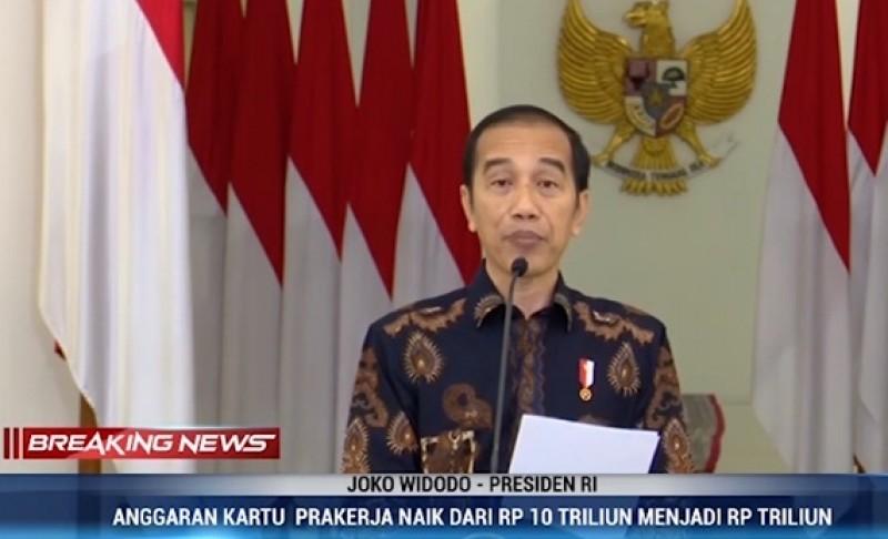 Jokowi Beri Pembebasan dan Diskon Tarif Listrik