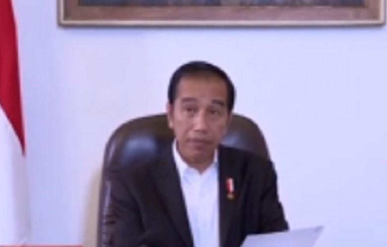 Jokowi Bubarkan 10 Lembaga Nonstruktural