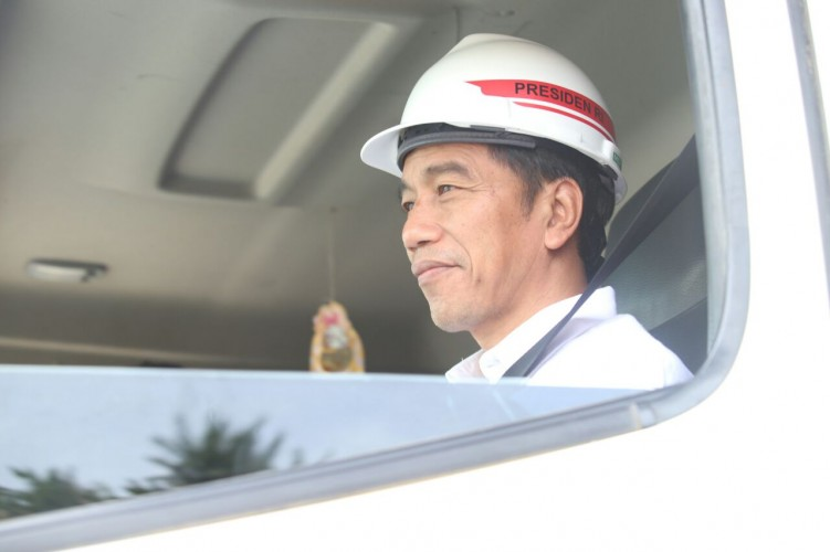 Jokowi Diminta Tak Mudah Disetir 3 Parpol Besar