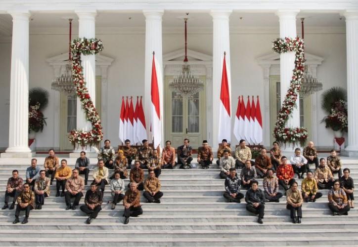 Jokowi Disebut bakal <i>Reshuffle</i> Menteri Pekan Ini