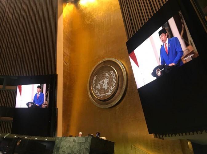 Jokowi Dorong PBB Perkuat Kerja Sama Tangani Covid-19