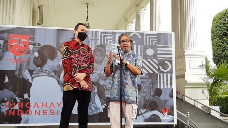 Jokowi Gandeng Seniman Kampanyekan Protokol Kesehatan