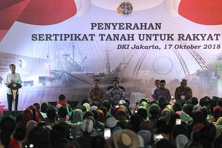 Jokowi Ingatkan Rakyat Tidak Mudah Termakan Fitnah