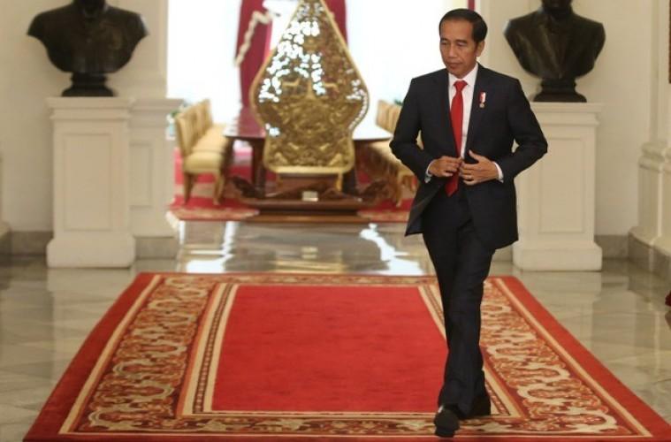 Jokowi Lekas Cari Pengganti Puan dan Yasonna
