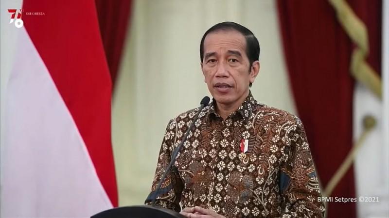 Jokowi Minta BMKG Tingkatkan Manajemen Penanggulangan Bencana
