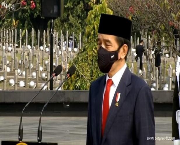 Jokowi: NasDem Berhasil Jadi Partai Besar yang Disegani