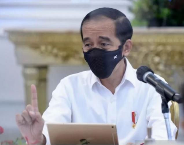 Jokowi: Penegak Hukum Peras Pengusaha Jadi Musuh Negara