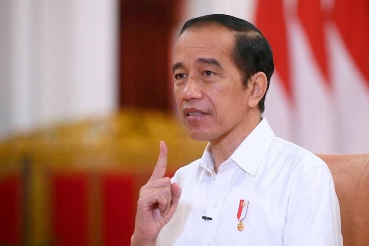 Jokowi Perintahkan Kepala Daerah Bagikan Masker Gratis