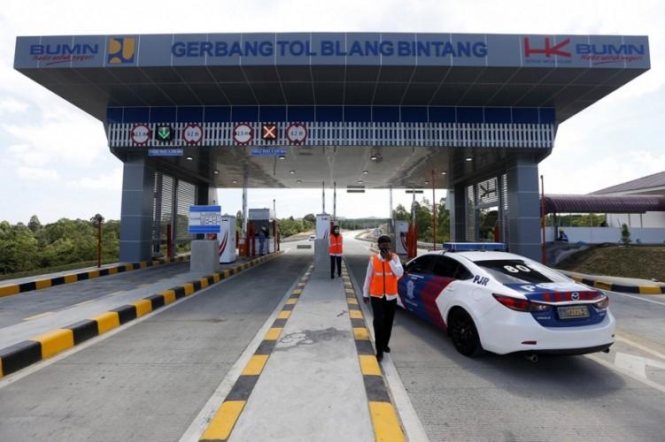Jokowi Resmikan Tol Pertama di Aceh