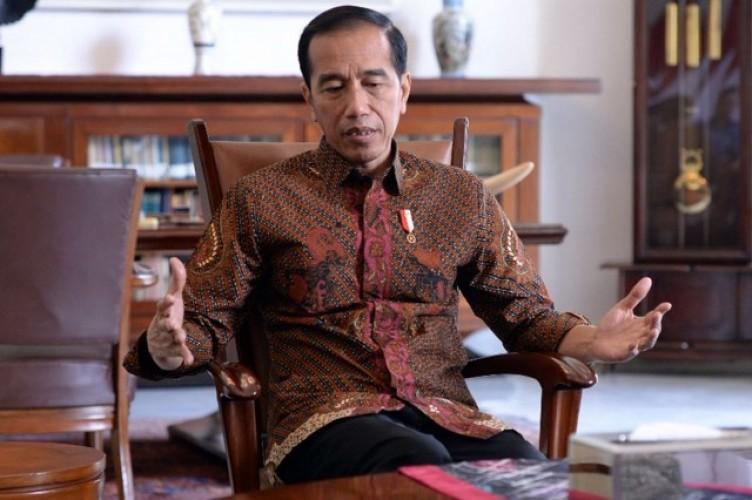 Jokowi: Saatnya Kerja, Belajar, dan Ibadah di Rumah