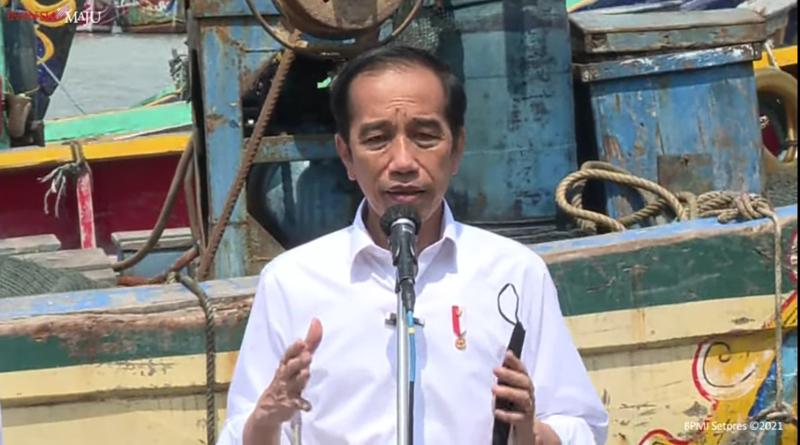 Jokowi Sebut Penanganan Pandemi Terus Membaik