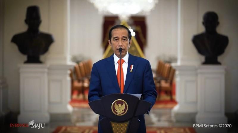 Jokowi Serahkan Proses Hukum Menteri Edhy Prabowo ke KPK