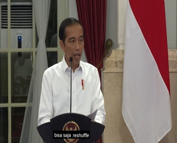 Jokowi Siap Mempertaruhkan Reputasi Politik demi Pulihkan Ekonomi